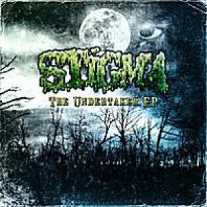Stigma - The Undertaker cover art
