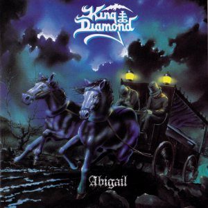 King Diamond - Abigail cover art