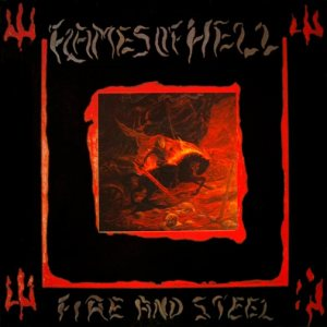 Flames of Hell - Fire and Steel cover art
