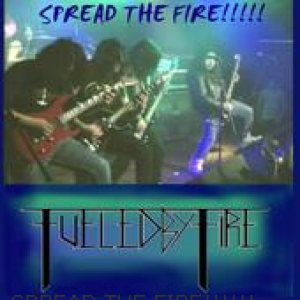 Fueled By Fire - Spread the Fire!!!!! cover art