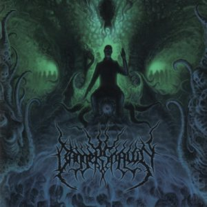 DaggerSpawn - Suffering Upon the Throne of Depravity cover art