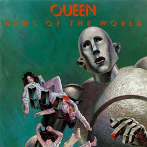 Queen - News of the World cover art