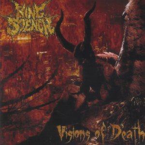 King Stench - Visions of Death cover art