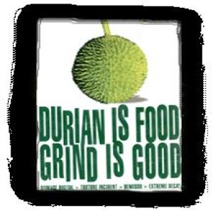 Torture Incident - Durian Is Food, Grind Is Good cover art