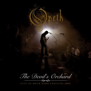 Opeth - The Devil's Orchard - Live at Rock Hard Festival cover art