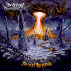 Reckless Manslaughter - Storm of Vengeance cover art