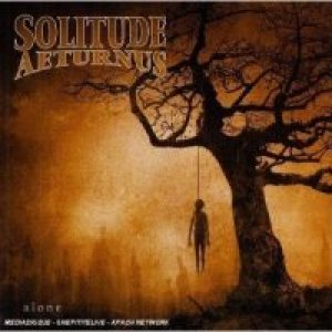 Solitude Aeturnus - Alone cover art