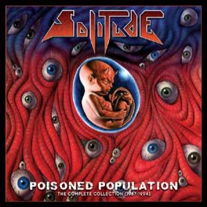 Solitude - Poisoned Population: the Complete Collection (1987-1994) cover art