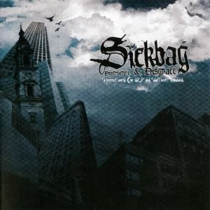 Sickbag - Destructure & Disgrace cover art