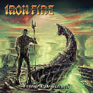 Iron Fire - Voyage of the Damned cover art