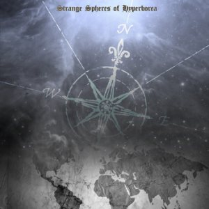 Galaktik Cancer Squad - Strange Spheres of Hyperborea cover art