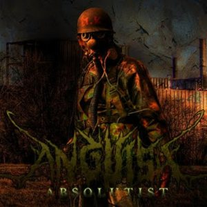 Anguish - Absolutist cover art