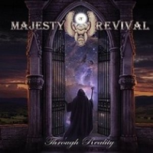 Majesty of Revival - Through Reality cover art