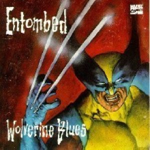 Entombed - Wolverine Blues cover art