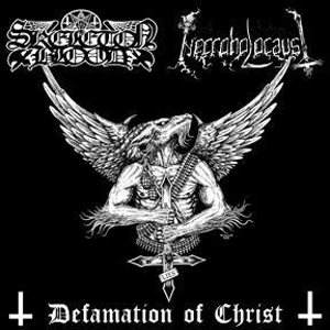 Necroholocaust - Defamation of Christ cover art