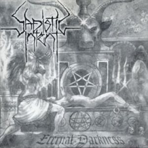 Sadistic Intent / Ungod - Eternal Darkness / Phallus Cult cover art