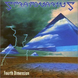 Stratovarius - Fourth Dimension cover art