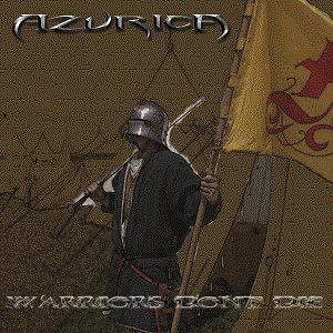 Azurica - Warriors Don't Die cover art