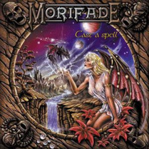 Morifade - Cast a Spell cover art