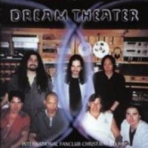 Dream Theater - Fan Club Christmas CD 1997 cover art