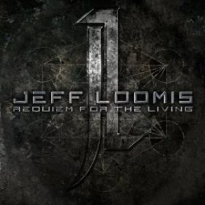 Jeff Loomis - Requiem for the Living cover art