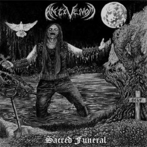 Antivenom - Sacred Funeral cover art