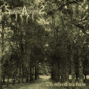 Swords at Hymns - The Only End to a Brave cover art