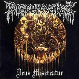 Discarnated - Deus Misereatur cover art