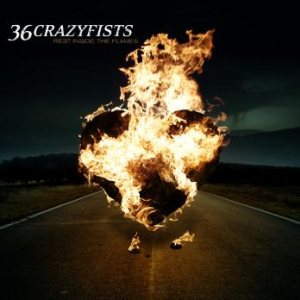 36 Crazyfists - Rest Inside the Flames cover art