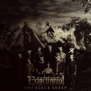 Extortionist - The Black Sheep cover art