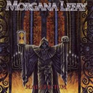 Morgana Lefay - Maleficium cover art