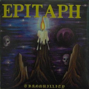 Epitaph - Tranquillity cover art
