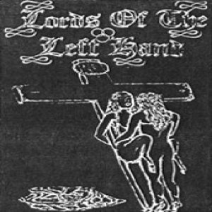 Lords of the Left Hand - Reality is in Evil cover art