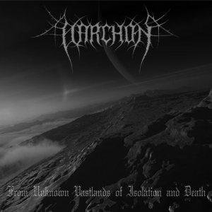 Darchon - From Unknown Vastlands of Isolation and Death cover art
