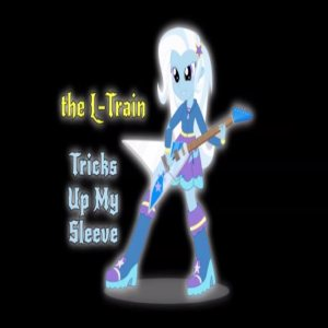 The L-Train - Tricks Up My Sleeve cover art