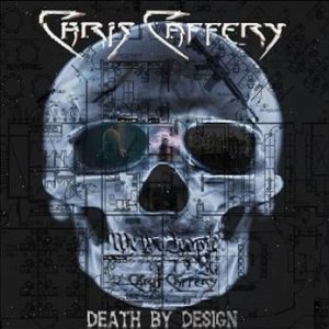 Chris Caffery - Death by Design cover art