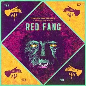 Red Fang - teamrock.com Presents an Absolute Music Bunker Session with Red Fang cover art