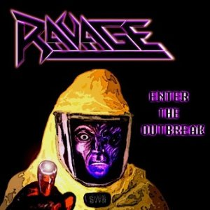 Ravage - Enter the Outbreak cover art