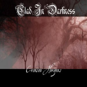Clad in Darkness - Crimson Horizons cover art