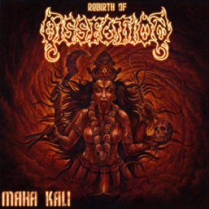 Dissection - Maha Kali cover art
