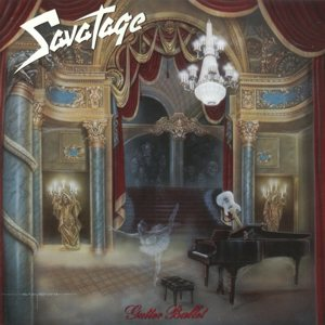 Savatage - Gutter Ballet cover art