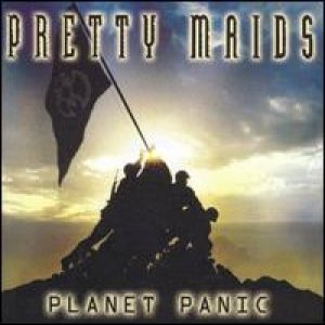 Pretty Maids - Planet Panic cover art