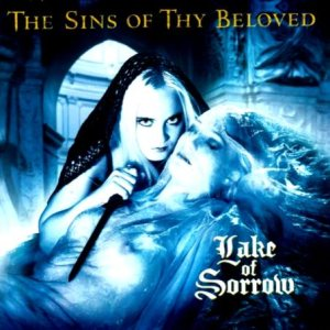 The Sins Of Thy Beloved - Lake of Sorrow cover art