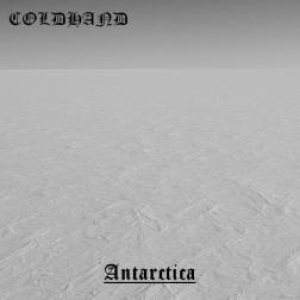 Coldhand - Antarctica cover art