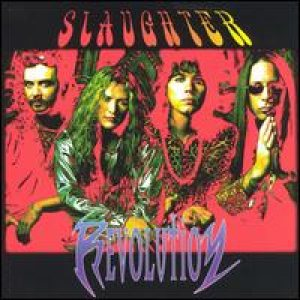 Slaughter - Revolution cover art