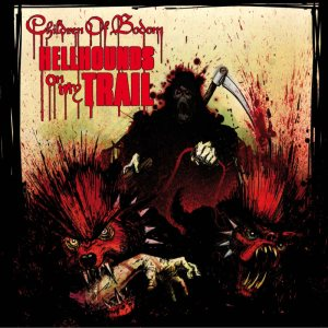 Children Of Bodom - Hellhounds on My Trail cover art