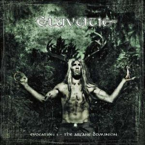 Eluveitie - Evocation I - the Arcane Dominion cover art