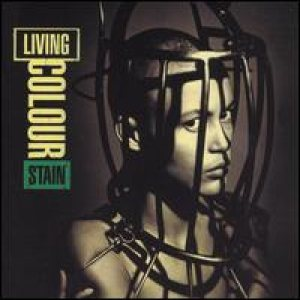 Living Colour - Stain cover art