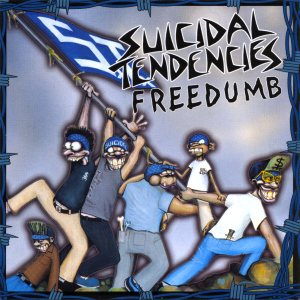 Suicidal Tendencies - Freedumb cover art