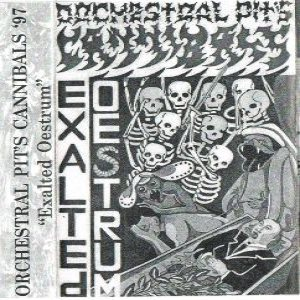 Orchestral Pit's Cannibals - Exalted Oestrum cover art
